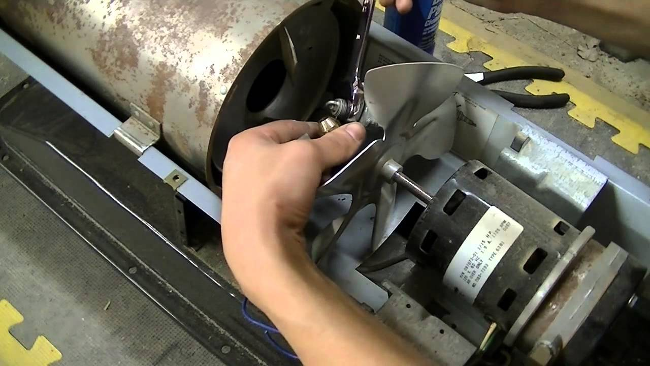 Kerosene Torpedo Heater Repair   Test
