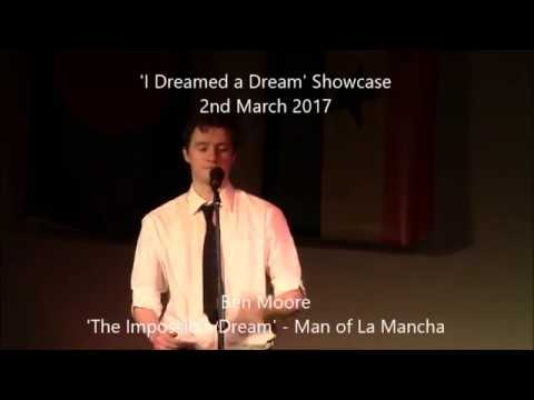 'The Impossible Dream'  - Man of La Mancha