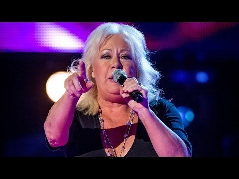 Teresa Vasilou performs 'I Found Someone' - The Voice UK 2014: Blind Auditions 7 - BBC One