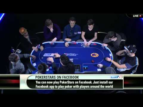 EPT10 Prague 2013. Main Event, Day2. Ep3 (RUS)