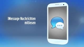 Handy Nachrichten Ausspionieren App