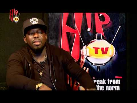 Timaya Talks Patoranking, Sean Paul & More on HIP TV