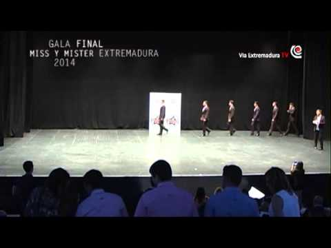 9/11 Gala final Miss World Extremadura 2014