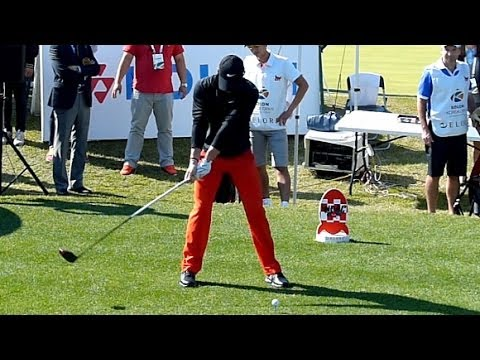 [Slow HD] Rory McIlroy 2013 DRIVER golf swing (6)