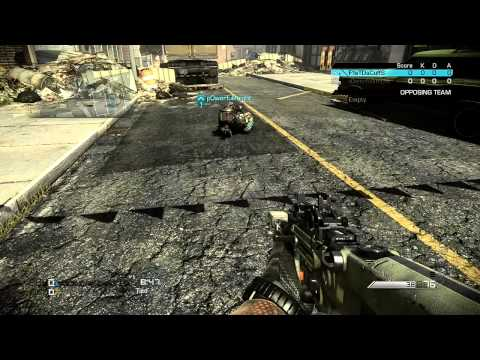 CALL OF DUTY GHOSTS, PRONE STRAFING AND HYBRID TIP