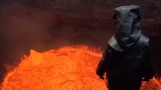 5 Creepiest Things Caught Inside a Volcano!