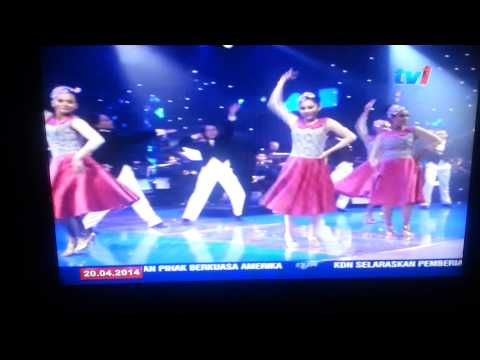 deaf dance culture -konsert kesenian istemewa RTM