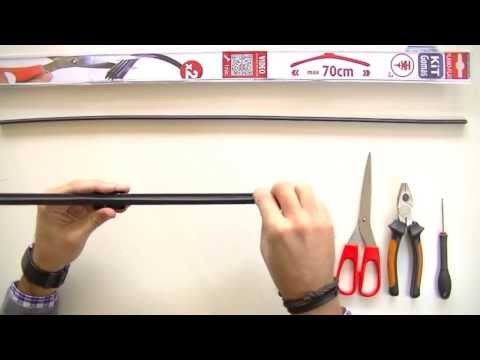 how to fit bosch aerotwin wiper blades. Black Bedroom Furniture Sets. Home Design Ideas