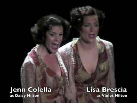 Jenn Colella & Lisa Brescia - WHO WILL LOVE ME AS I AM - Broadway Three Generations (2008) (fixed)