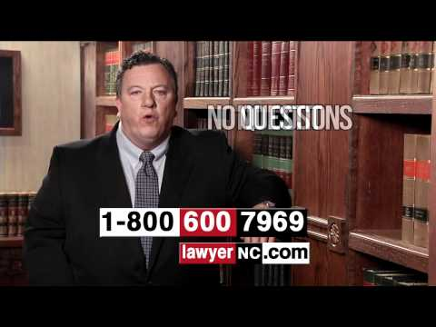 Have you been injured in a North Carolina Accident?