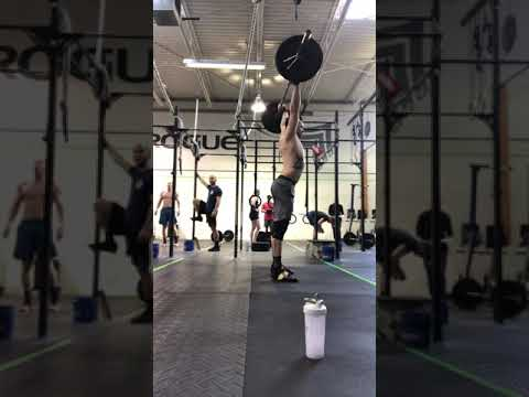 CrossFit Games Open Workout 19.5