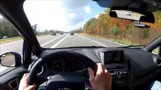 2014 Ford Fiesta ST WR TV POV Test Drive