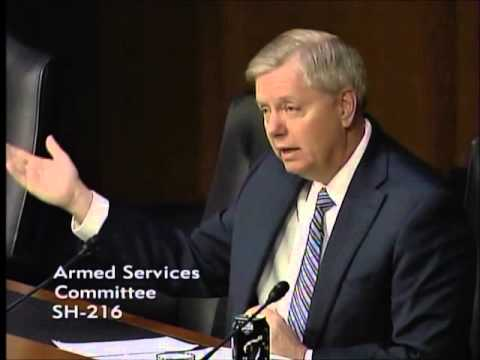 Graham Questions General Dunford About Situation in Afghanistan