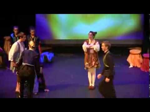 Palo Alto High School Theatre's Aladdin