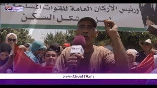 جنود ومتقاعدين يناشدون الملك محمد السادس من قلب التكنة العسكرية بوجدة وهاعلاش | خارج البلاطو
