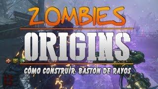 """BASTÓN DE RAYOS! """"Cómo Construir"""" """"ORIGINS"""" Nuevo Mapa"""
