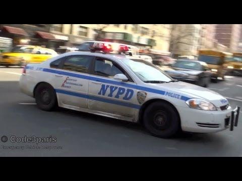 nypd police car rumbler siren youtube. Black Bedroom Furniture Sets. Home Design Ideas