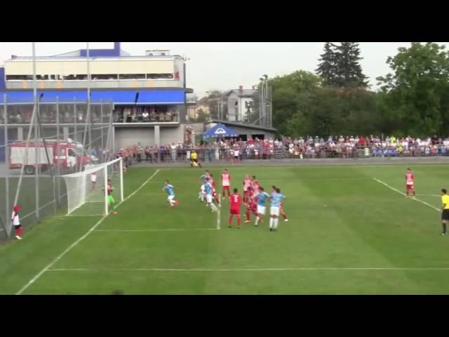 Незарахований гол у матчі Рух - Арсенал з іншої камери (2:3)