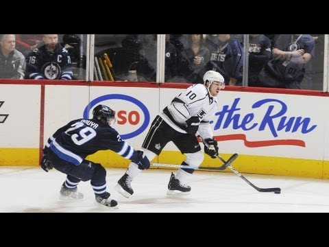 Los Angeles Kings @ Winnipeg Jets | October 4th 2013 | Highlights | NHL 13