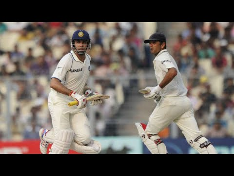 India vs Australia 2001 kolkata test match highlights