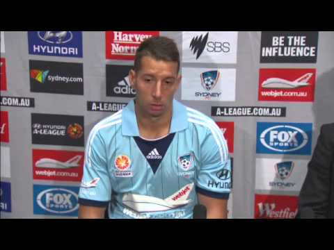 Frank Farina reflects on Sydney FC's win over the Jets