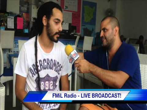 FMiL Radio - Lametayel Thailand LIVE Interview -ראיון עם המרכז למטייל בתאילנד (סניף קוסמויי) -2013