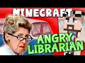 Minecraft - Back To The Future #4 - Angry Librarians