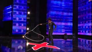 America's Got Talent 2014 Auditions Loop Rawlins