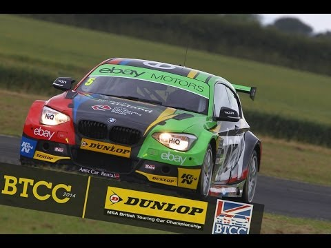 TURKINGTON SMASHES CROFT BTCC LAP RECORD