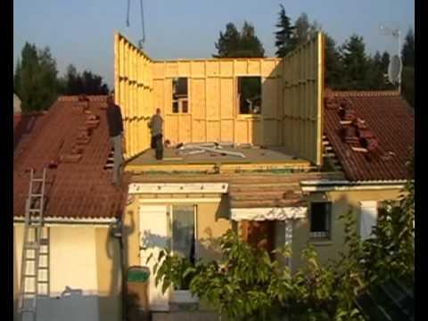 Maisons journay freres agrandissement r novation for Realisation plancher bois etage