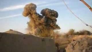 Inilah bagaimana suara ledakan bom