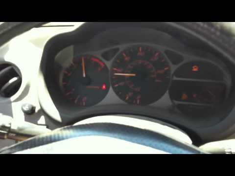 Разгон Toyota Celica GT с двигателем 1ZZ-FE и турбиной 0,84 Бар