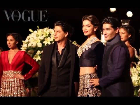 PCJ Delhi Couture Week: Day 5 with Manish Malhotra, Deepika, Shahrukh and Vogue India