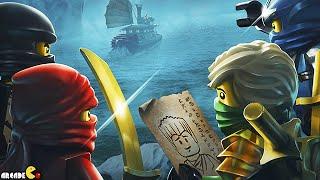 LEGO Ninjago Tournament Master Chen's Arena Boss