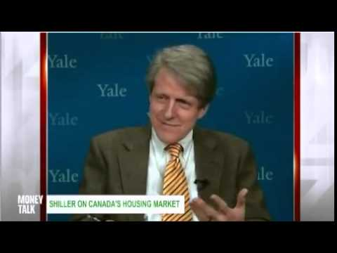 Robert Shilller on the Canadian Housing Market