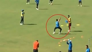 Viral Video : Virat Kohli dancing on the beats of 'Dhol'