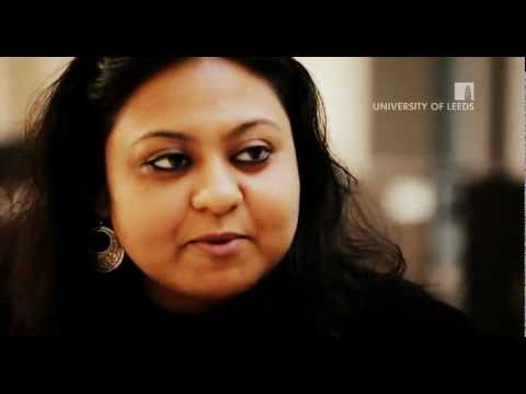SWAGATA MAJUMDAR, about her experience in the University of Leeds, UK 2011/12