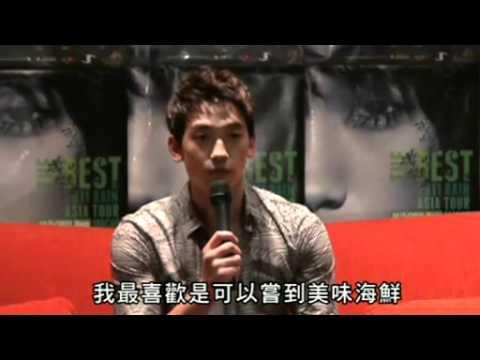 [Rain (Bi) News][Eng Sub]110516 Mingpao_01_Rain interview for 'The Best' 2011 Rain Asia Tour Macau
