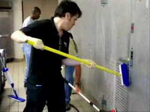 Cleaning Walls In Commercial Kitchen Jkgcsem Youtube