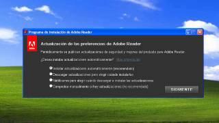 Descargar Y Instalar Adobe Reader 11 Primera Versión