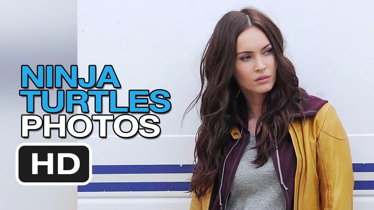 Ninja Turtle Movie Megan Fox