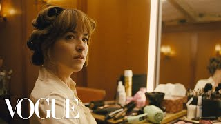 """For Fifty Shades of Grey's Dakota Johnson, It's Never """"Just a Minute"""" - Vogue"""
