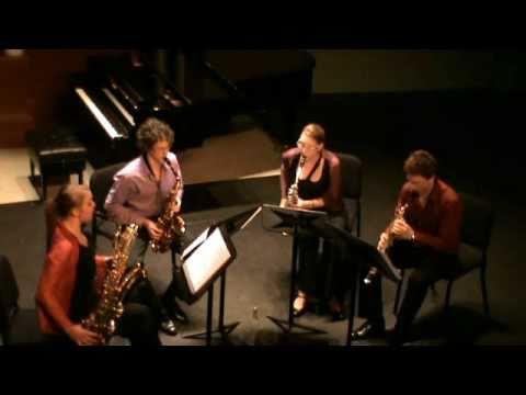 Berlage Saxophone Quartet wint jury en publieksprijs Storioni Festival 2011