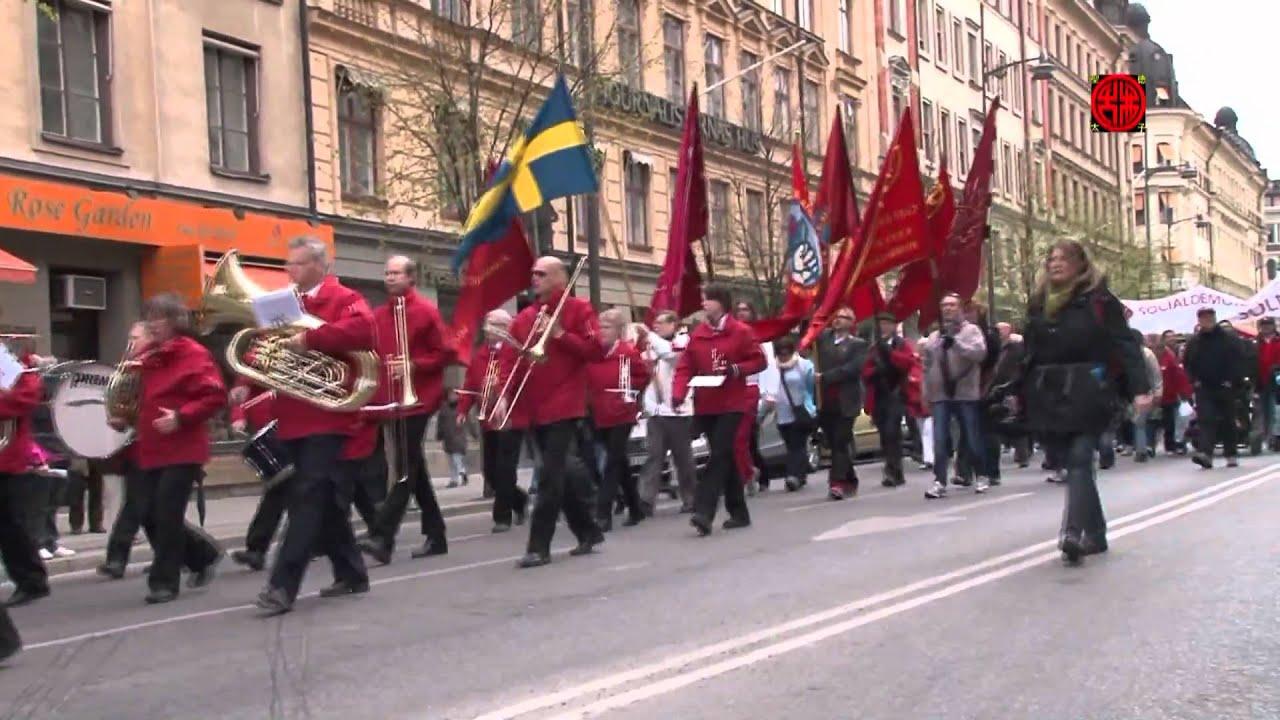 1 maj stockholm