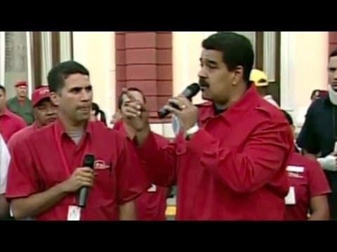 Maduro ameaça bloquear CNN