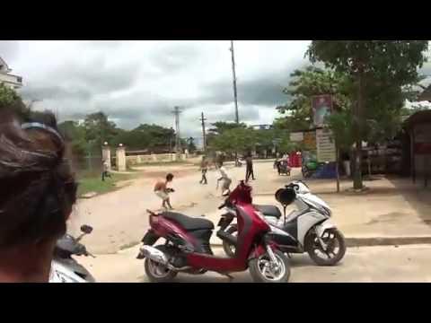 Cảnh quay bị cắt bỏ trong Phim Bụi Đời Chợ Lớn ( Bụi Đời Quảng Bình ^^ )