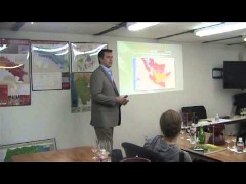 Rob May CWE Presentation Video Dry White Wines of Bordeaux