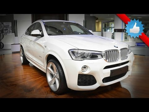 2015 BMW X4 with M Sport Package at Abu Dhabi dealer