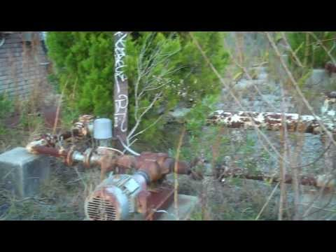 Urban Exploration Abandoned Buildings:  Revisit the Tank Farm