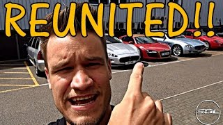 My Supercar Vlog: SB Race Tour & More!
